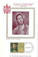 Paulus P.P. VI, 29.5. 1970 - Cartes-Maximum (CM)