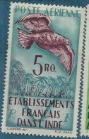 Inde Française  - Aérien - Yvert N° 20 **  - Bce 12101 - India (1892-1954)