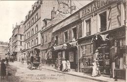 CPA Paris Rue Pigalle La Boite à Fursy 75 - Arrondissement: 09