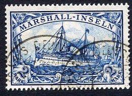 Allemagne, Colonie Allemande, Marshall, Marshall-Inseln, N°23 Oblitéré, Qualité Très Beau - Kolonie: Marshall-Inseln