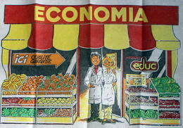 Calendrier ECONOMIA 1983 - Calendars