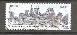 FRANCE 2015 YT N° 4932 Salon Philatélique Du Printemps Paris Oblitéré - Used Stamps