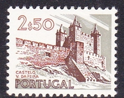 Portugal SG 1449p 1972 Buildings And Views, 2e 50c, Mint Never Hinged - Unused Stamps