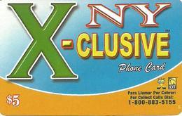 IDT: NY X-Clusive - Vereinigte Staaten