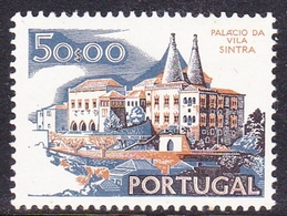Portugal SG 1460 1972 Buildings And Views, 50e City Hall Cintra, Mint Never Hinged - Unused Stamps