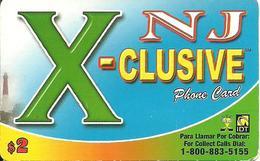 IDT: NJ X-Clusive - Vereinigte Staaten