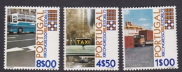 Portugal SG 1473-1475 1972 13th International Road Transport, Mint Never Hinged - Unused Stamps