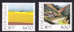 Portugal SG 1653-1654 1977 Europa, Mint Never Hinged - Unused Stamps