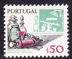 Portugal SG 1684 1978 Work Tools, 50c Medical, Mint Never Hinged - Unused Stamps