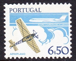 Portugal SG 1692 1978 Work Tools, 6e 50c Aviation, Mint Never Hinged - Unused Stamps