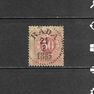 1872 - N. 24/I (CATALOGO UNIFICATO) - Oblitérés