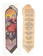 CHEMIN DE FER DE L'ETAT - SERVICE AUTOMOBILES S.A.T.O.S. - BOOKMARK YEAR 1929 - Bookmarks