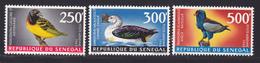 SENEGAL AERIENS N°   65 à 67 ** MNH Neufs Sans Charnière, TB (D7077) Oiseaux - Sénégal (1960-...)