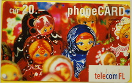 PhoneCARD  Noël - Svizzera