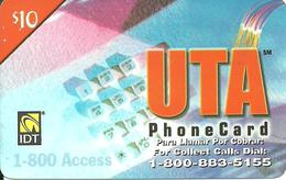 IDT: UTA 12.2003 - Vereinigte Staaten