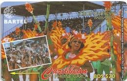 Barbados - Crop Over 95 - 88CBDC - 1996, 40.000ex, Used - Barbades