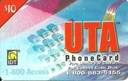 IDT: UTA 11.2003 - Vereinigte Staaten