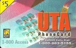 IDT: UTA 01.2005 - Vereinigte Staaten