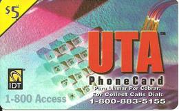 IDT: UTA 08.2004 - Vereinigte Staaten