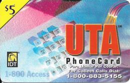 IDT: UTA 02.2004 - Vereinigte Staaten
