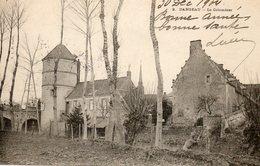 CPA - DANGEAU (28) - Aspect Du Château Et Du Colombier En 1904 - France