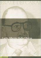 """2002 Italia, Folder """" Carabinieri Carlo Alberto Dalla Chiesa """" Al Prezzo Di Copertina - 6. 1946-.. Republik"""
