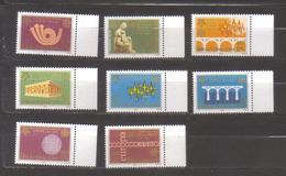 8281- Serbia ,  Serbien , Europa CEPT Michel 3257-64 ** Mnh - Serbia