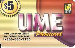 IDT: UME 02.2005 - Vereinigte Staaten