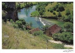 46 Le Moulin De Cougnaguet (2 Scans) - France