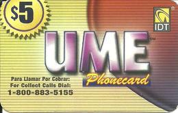 IDT: UME 10.2004 - Vereinigte Staaten