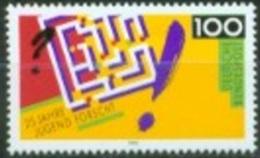 E136- GERMANY 1990 25º Concurso Investigación Y Juventud Luj. - Germany