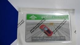 United Kingdom-(btc124)visit The Bt Museum(20units)-(408c)-price Cataloge6.00£-card+1card Prepiad Free - United Kingdom