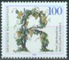 E137- GERMANY 1990 500 Años De Viticultura En Riesling Lujo. - Germany