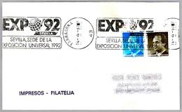EXPO'92 - SEVILLA. Tarragona 1987 - 1992 – Sevilla (España)
