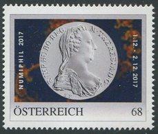 ÖSTERREICH / 8124755 / Numiphil 2017 / Postfrisch / ** / MNH - Personalisierte Briefmarken