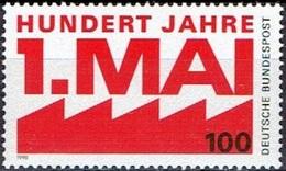 E140- GERMANY 1990. Hundert Jahre. - Other
