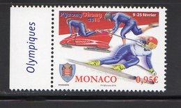 Monaco 2018. JO Pyeongchang 2018 ** - Monaco