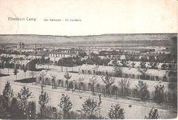 Elsenborn (camp) - CPA - Camp D'Elsenborn - Les Baraques - De Barakken - Elsenborn (Kamp)