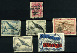 2601- Uruguay Nº 161, 37, 121, 133, 136 - Uruguay