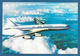 AEREI AVIAZIONE BOEING 707 AIR FRANCE - 1946-....: Era Moderna