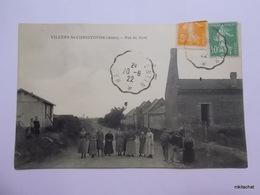 VILLERS SAINT CHRISTOPHE-Rue De Ham - Other Municipalities