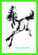CHEVAUX - HORSES -  ORIENTAL CITY PUB. GROUP LTD ISSUED - - Chevaux