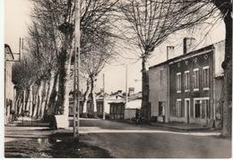 HOUEILLÉS  -  ROUTE  DE  CASTELJALOUX - France