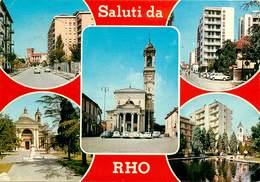 CPSM Saludi Da Rho                    L2594 - Rho