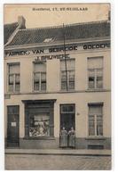 Sint-Nicolaas Houtbriel, 17,  Fabriek Van Gebreide Goederen  J.Bruwiere - Sint-Niklaas