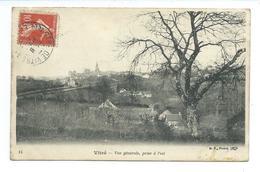 35/ ILLE Et VILAINE...VITRE. Vue Générale, Prise à L'est - Vitre