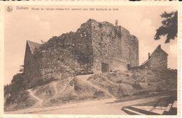 Dalhem - CPA - Ruines De L'ancien Château-fort - Dalhem