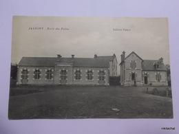 JALIGNY-Ecole Des Filles - Autres Communes