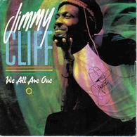 We All Are One Vinyle Jimmy Cliff - World Music