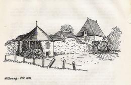 FAYE D' ANJOU Gilbourg - Vieux Papiers